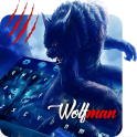 Wild Wolfman Keyboard Theme