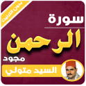 Sourate Ar-Rahman Sayed Metwlly