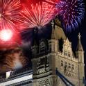 firework london live wallpaper