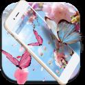 Pink Sakura Launcher