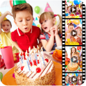Birthday Song Video Maker