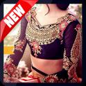 blouse designs collar neck sleeve backless kurtis