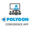 Polygon meeting app