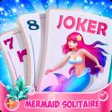 Solitaire Mermaid & Fish