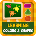 Colors and Shapes game for Kids and Toddlers Free