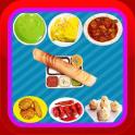 Delicious Recipes (Hindi)