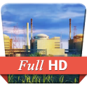 Nuclear power plant 4K LWP
