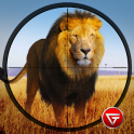 Wild Lion Hunting Shooting Simulator-2017