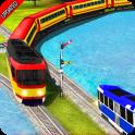 Speed Train Drive Simulator Race