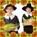 Thanksgiving Photo Collage