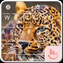 The Leopard Keyboard Theme