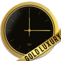 Luxury Royal Gold Clock