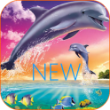 Dolphin HD Video Wallpaper