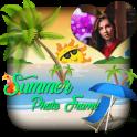 Summer Photo Frame Editor