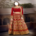 Red Lehenga Choli Collection