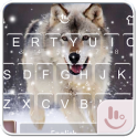 Wild Wolf FREE Keyboard Theme