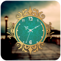 Vintage Clock Live Wallpaper