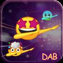 Dab Emoji Sticker