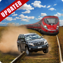 Train vs Prado Racing 3D: Advance Racing Revival