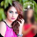 DSLR Camera Blur Background , Bokeh Effects Photo