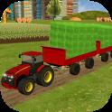 Silage Transporter Farmer Sim