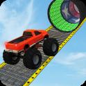 Monster Truck Stunt Race