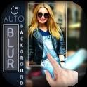 Auto Blur Background Editor