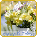 Flowers Birthday Cards