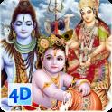 4D All Bhagwan App & Live Wallpaper
