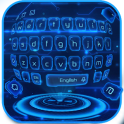 Hologram Keyboard Theme