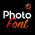 Photofont editor de fotos