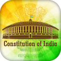 Constitution of India in Hindi/English