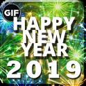 New Year 2019 GIF