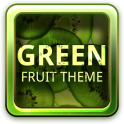 Green Fruit Theme GO Launcher