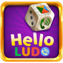Hello Ludo™- Live online Chat on star ludo game !