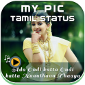 MyPic Tamil Lyrical Status Maker With Song