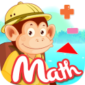Monkey Math: math games & practice for kids