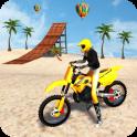 Motocross Beach Game