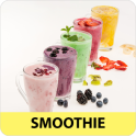 Smoothie recipes free app with photo offline.