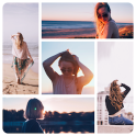 Snap Photo Collage- photo layout, frame, scrapbook