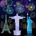 New Year Fireworks Livewallpaper