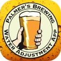 Palmer's Brewing Water Adj App