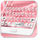 Pink Silk Keyboard Theme