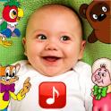 Песни малышам из мультфильмов детские
