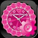 OTOMETOKEI 갤러리 플러그인 핑크