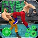Club de lucha culturista 2019: Juegos de lucha