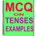 MCQ on Tenses Examples, English Grammar Practice