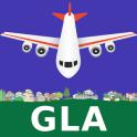 Flight Information: Glasgow (GLA)