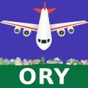 L'aéroport d'Orly Paris ORY