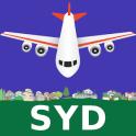El aeropuerto de Sydney SYD: Información de Vuelo